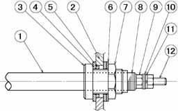 図-1 二重絶縁構造概略図