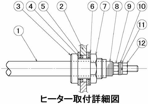 二重絶縁構造