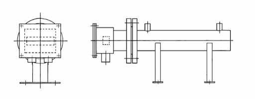 ボックスタイプ(端子台、コントロール・温度過昇防止センサー付)