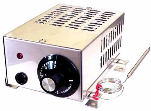 制御盤内取付ヒーター MTS型