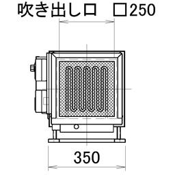 NDC-35N型 寸法