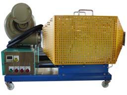 NU-320-TIC型 小型熱風発生機(ぬくみちゃん)