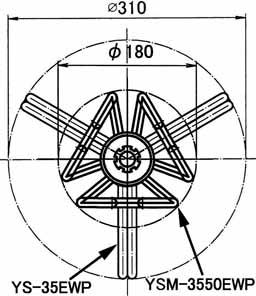 図1 エレメント最大径の比較