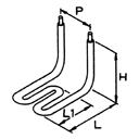 曲げ形状例(図はIR型)