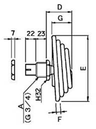 LQM型ヒーター