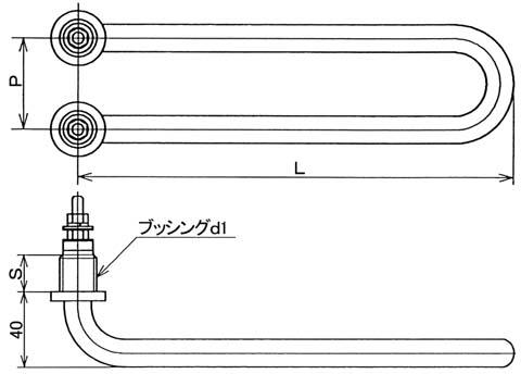 図2 LU型 外形図