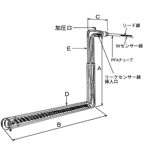 図2 QT2型 外形図