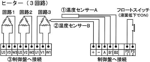 図4 結線図