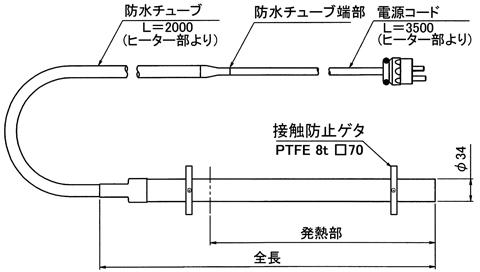 図1 各部寸法