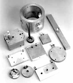 各種ALC型アルミ鋳込みヒーター