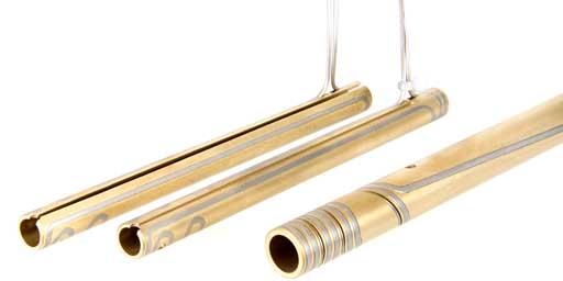 熱電対用溝加工