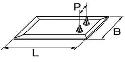 標準型:片端子型