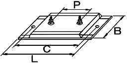 肉厚型:両側端子型
