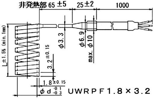 UWRPF1.8×3.2