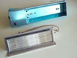 アイルランド・セラミックス社の反射体付きヒーター