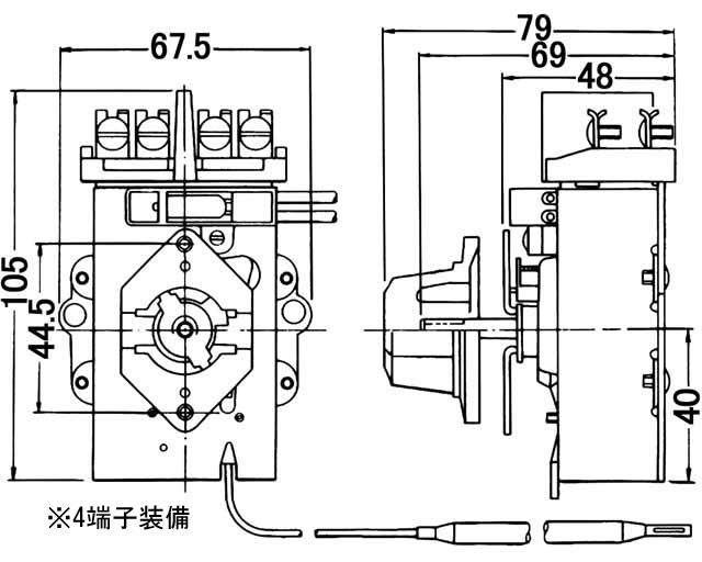 T3RV-L・T3RV-L96・T3RV-H・T3RV-H96