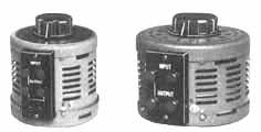 スライド式電圧調整器 TR型