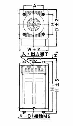 TRTC型 200V3相 20~30A