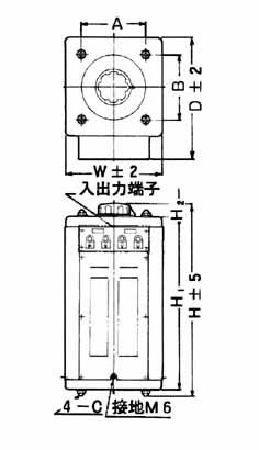 TRTC型 200V3相 5~20A