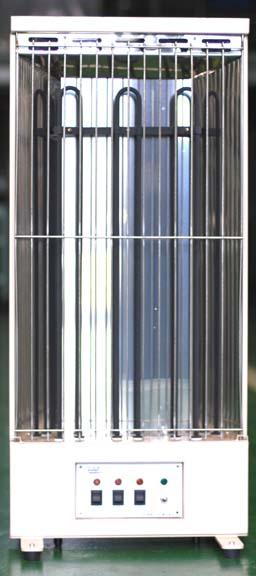 屋外防滴型 遠赤外線電気ストーブ