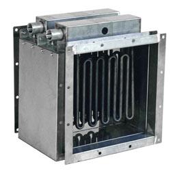 ジョイント式ダクトヒーター