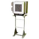 簡易型温風機