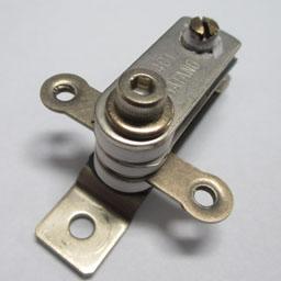 自動温度調節器(バイメタル式)