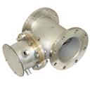 空気加熱用配管インラインヒーター