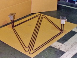 排ガス処理設備用