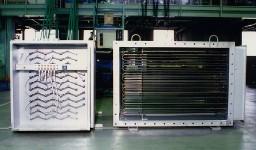ダクトヒーター220V3P60kW