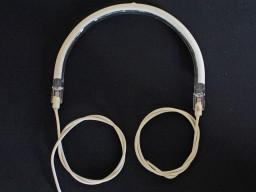 半円型、ホワートコーティング(反射面)